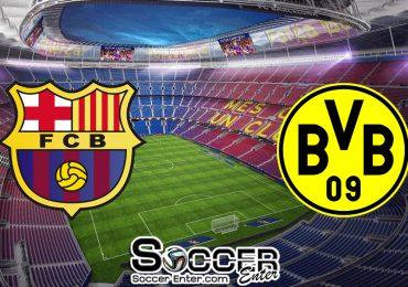 Barcelona-Dortmund