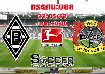 Gladbach-Leverkusen