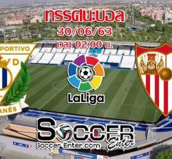 Leganes-Sevilla