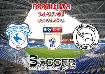 Cardiff-Derby