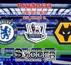 Chelsea-Wolverhampton