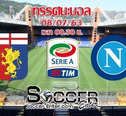 Genoa-Napoli