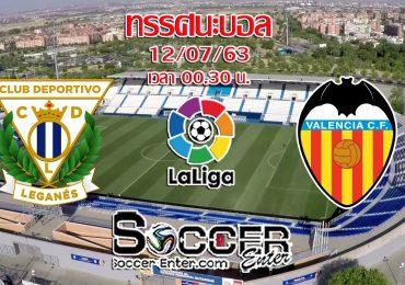 Leganes-Valencia