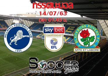 Millwall-Blackburn