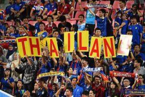 Thai Football fan