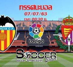 Valencia-Valladolid