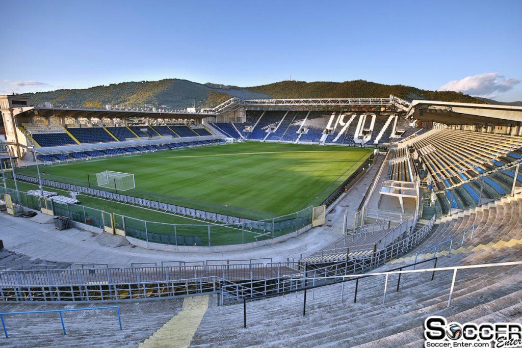Guevis-Stadium