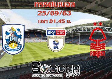 Huddersfield-Nottingham