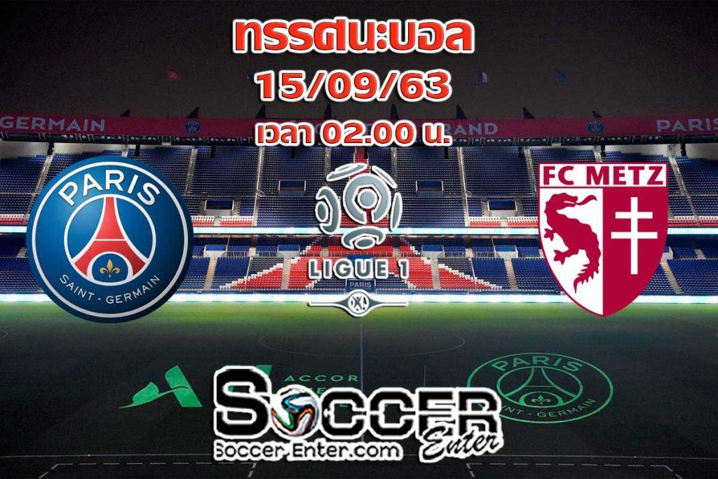 PSG-Metz