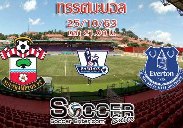 Southhampton-Everton