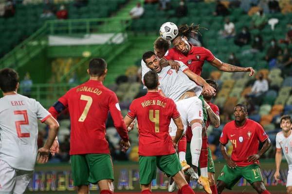 สเปน หยุดสถิติทำประตู 42 เกมติดต่อกัน หลังเสมอ โปรตุเกส 0-0 -  SoccerEnter.com ข่าวฟุตบอล ทรรศนะบอล