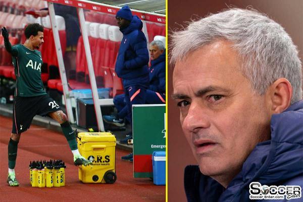 Mourinho-Alli-1