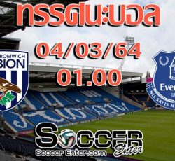 WestBrom-Everton
