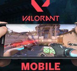 VALORANT เวอร์ชั่น Mobile