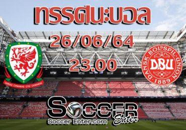 Wales-Denmark