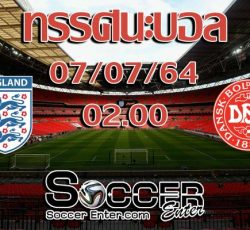 England-Denmark