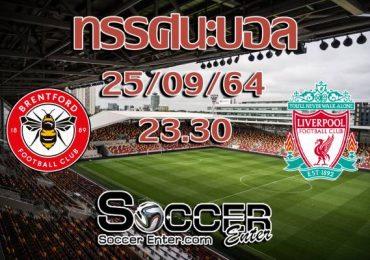 Brentford-Liverpool