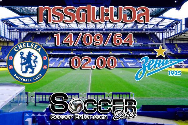 Chelsea-Zenit