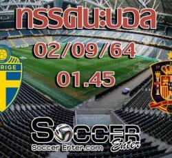 Sweden-Spain
